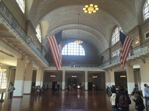 Ellis Island Interior