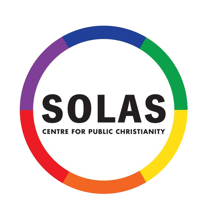 SOLAS LOGO - large on CLEAR