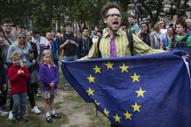 Britain-Reacts-To-The-EU-Referendum-Result