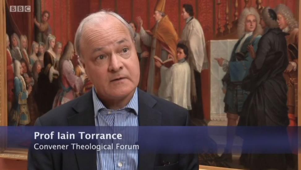 Iain Torrance