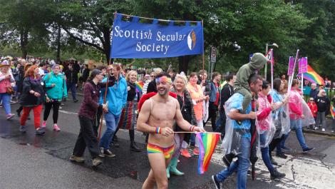 Gay Pride Glasgow 2