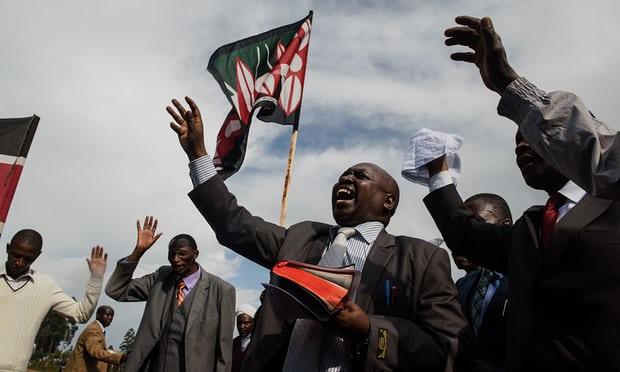Kenyan Election Pastors