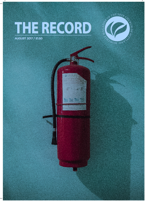 Record August Cover