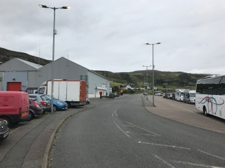 Uig Ferry Port
