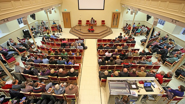 Dundee St Peter's conference nwb