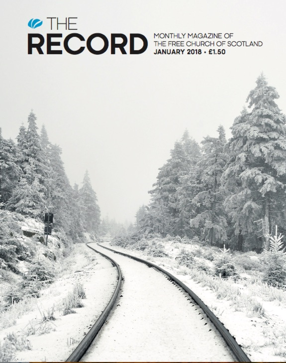 Record January Cover